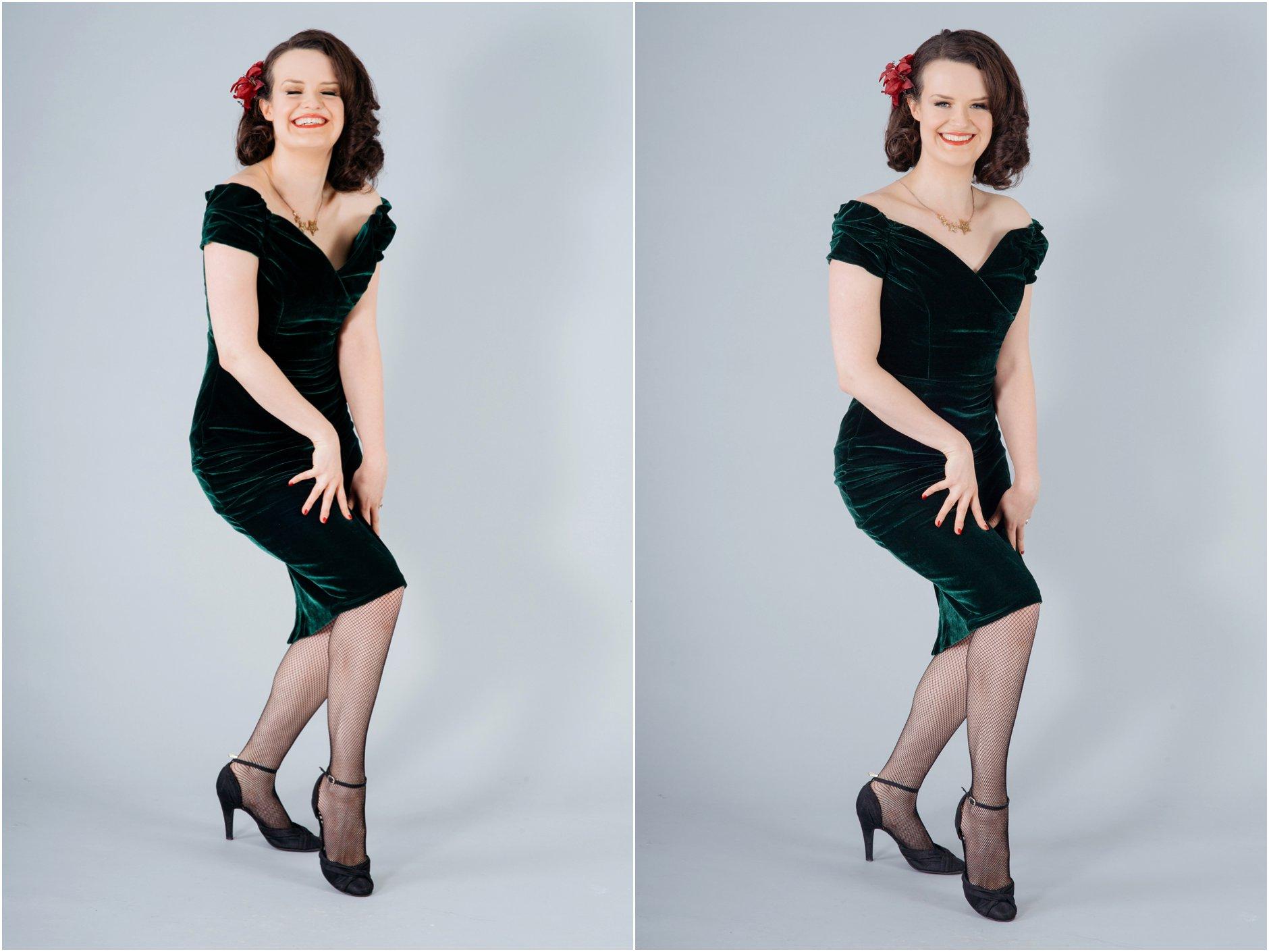edinburgh burlesque boudoir pinup female photographer photography